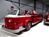 1952 American LaFrance Escape Ladder