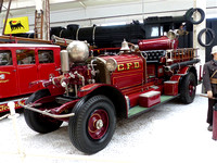 1916 Ahrens-Fox Mk 4 Fire Appliance