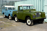 1962 Land-Rover 88 RSK567