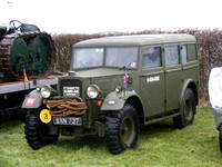 1942 Humber FWD Heavy Utility SXN737