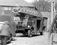 BBC Aerial Lorry by Merryweather
