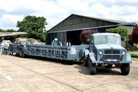 1942 Bedford OXC LSU548 & Queen Mary trailer