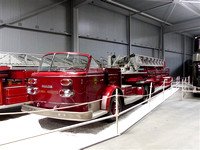 1949 American LaFrance Escape Ladder