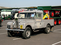 1957 Land-Rover 109 XFO318