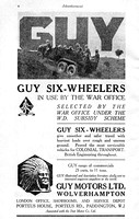 1930 Guy advertisement