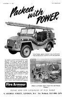 1954 Fire Armour advertisement