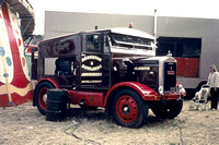1946 Scammell Showtrac DCO212