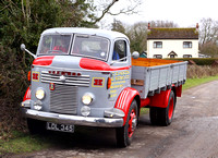 1954 Commer QX Mk III LDL345
