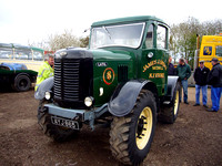 1950 Latil Winch Tractor AYJ865
