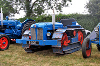 Fordson E1A Major Mk II Crawler 6DOE