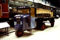 1933 Scammell mechanical horse AUW381