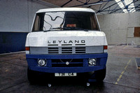 Leyland concept vehicle T31