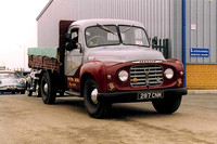 1960 Commer Superpoise B25 287CNM
