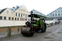 1922 Aveling & Porter No 10399, BH9624