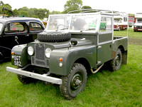 1955 Land-Rover 86 SGT582