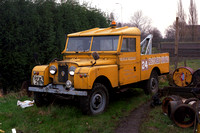 1958 Land-Rover 109 RFW29