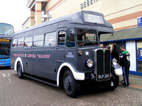 1938 AEC Regal 10T10 ELP223