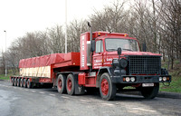 1983 Scammell S24 LTR689Y