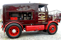 1946 Scammell Showtrac (No 10) DCO212