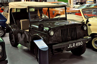 1947 Nuffield Gutty JLR490
