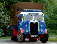 AEC Mammoth Major 6 Mk III 869YYC
