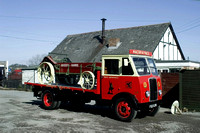 1947 Thornycroft Nippy FGE678