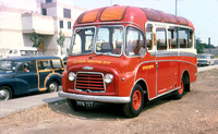 1959 Commer BF/Plaxton PFR727