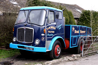 1949 AEC Mammoth Major Mk III HSJ461 with Mk V cab