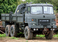 Foden 6x6 (Cowes)