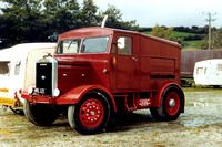 1946 Scammell Showtrac (No 7) HRL121