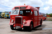 1950 Leyland Tiger PS2/5 CRN984