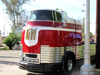 1939 GMC Futurliner Concept Vehicle