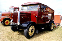 1946 Scammell Showtrac (No 9) GUR148