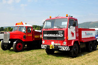 Scammell Highwayman TAX352