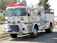 Crown Fire Truck 835P