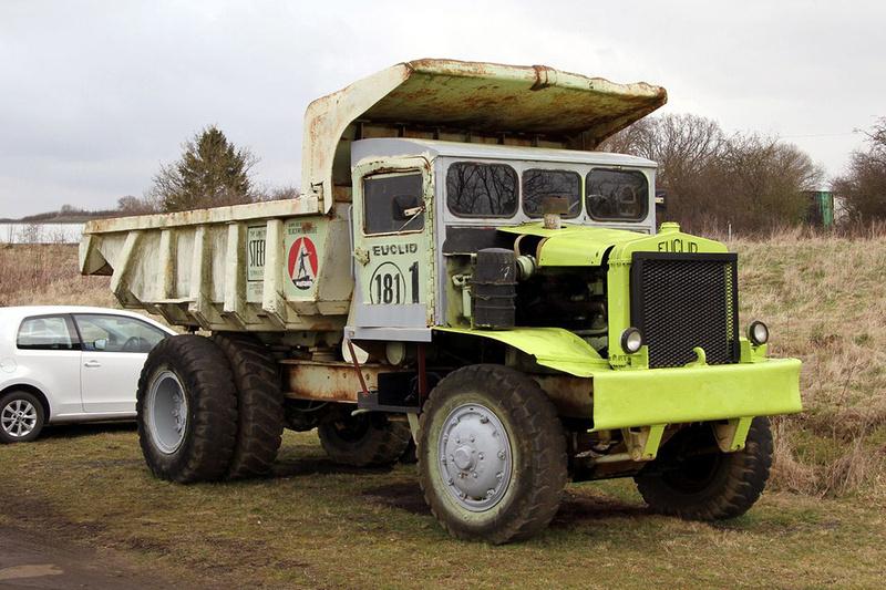 Ccmv Classic Commercial Motor Vehicles Dump Trucks