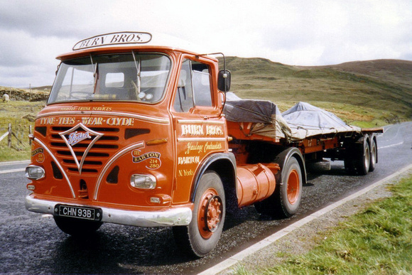 Ccmv Classic Commercial Motor Vehicles Foden S24 1964