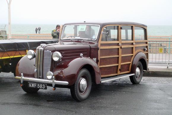 Ccmv Classic Commercial Motor Vehicles Austin Fx3 Amp Fl1