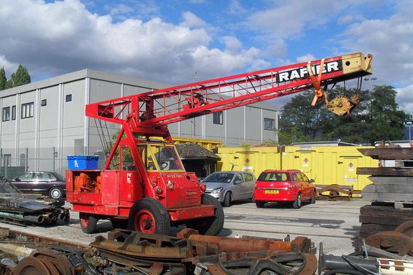 Ransomes e Rapier  macchine P148139431-3