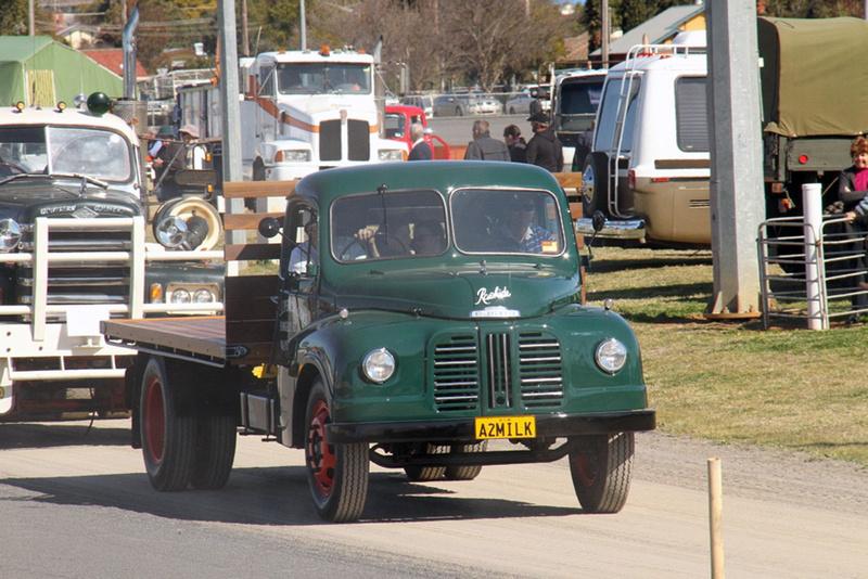 Ccmv Classic Commercial Motor Vehicles Austin K4 Loadstar