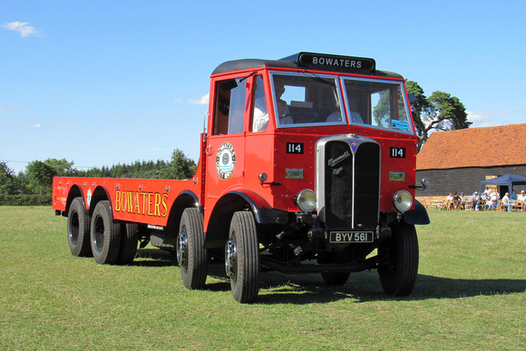 1935 Bowaters AEC BYV561