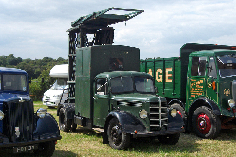 Ccmv Classic Commercial Motor Vehicles Bedford M