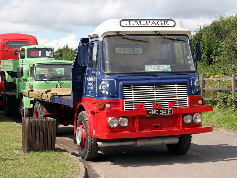 Ccmv Classic Commercial Motor Vehicles Erf Lv A