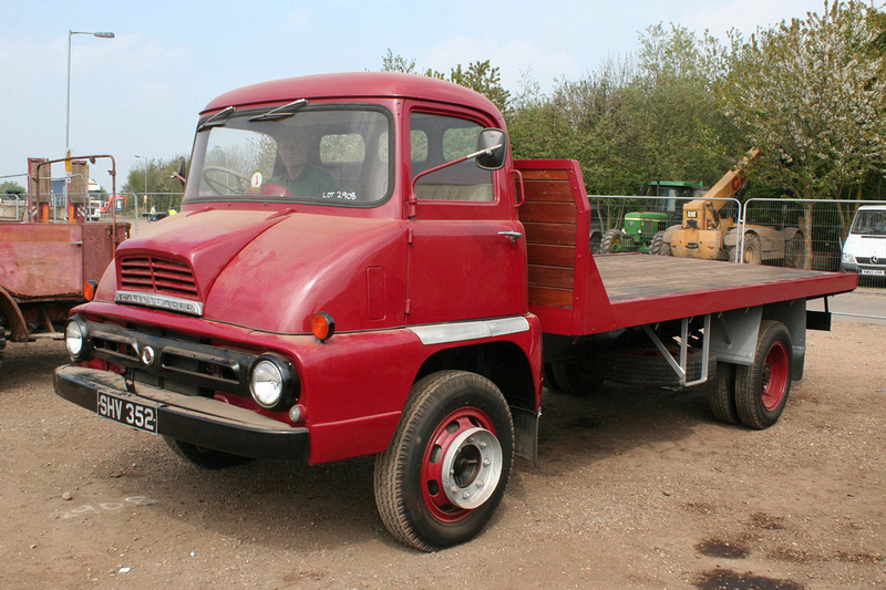 Ccmv Classic Commercial Motor Vehicles Ford Thames