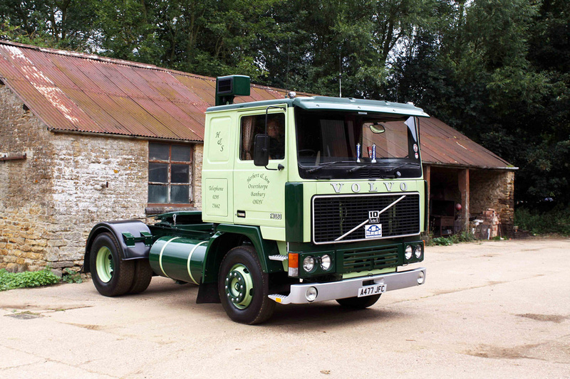 CCMV Classic Commercial Motor Vehicles | Volvo F10 & F12