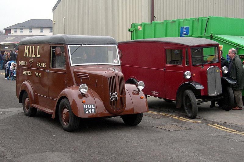 Ccmv Classic Commercial Motor Vehicles Trojan Trojan