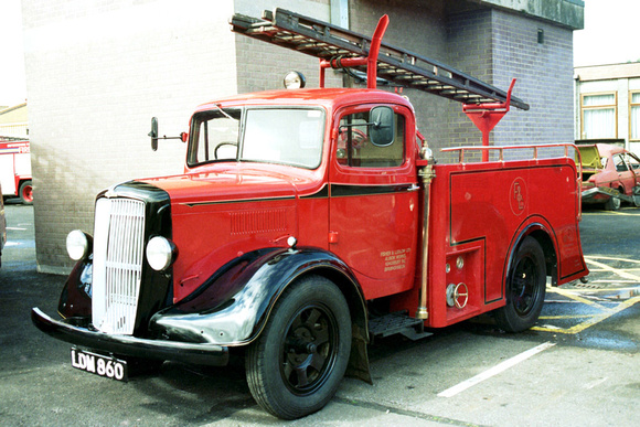 CCMV Classic Commercial Motor Vehicles | Morris-Commercial LC3 (1948-52) | 1951 Morris ...