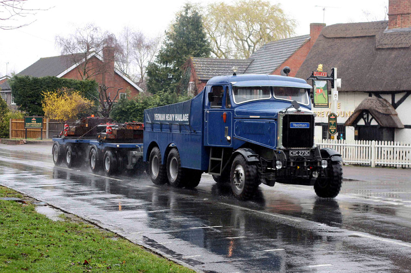 Ccmv Classic Commercial Motor Vehicles Scammell
