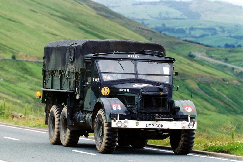 Ccmv Classic Commercial Motor Vehicles Albion Cx22s Cs24s