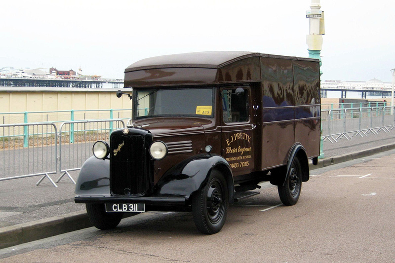 Ccmv Classic Commercial Motor Vehicles Bedford W